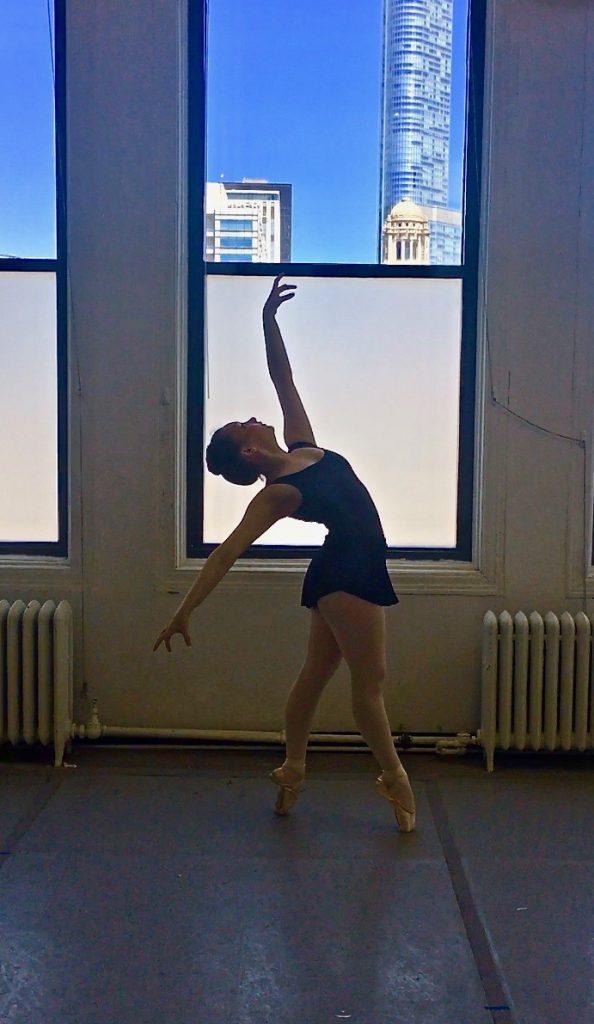 Amelie Stevens Ballet Chicago
